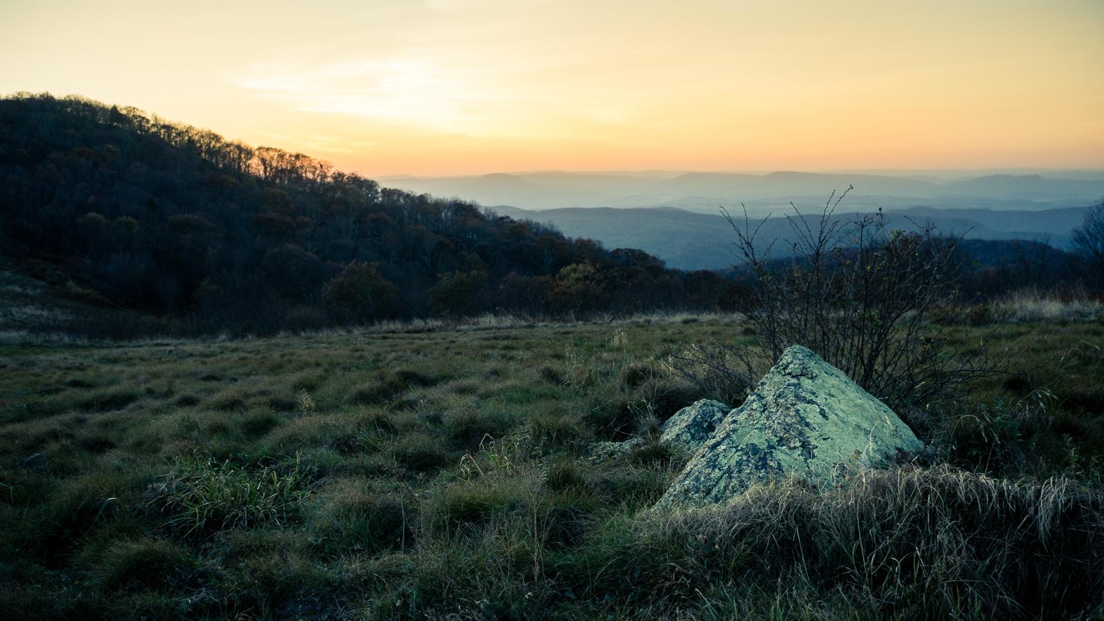 Rock Paper Sunset